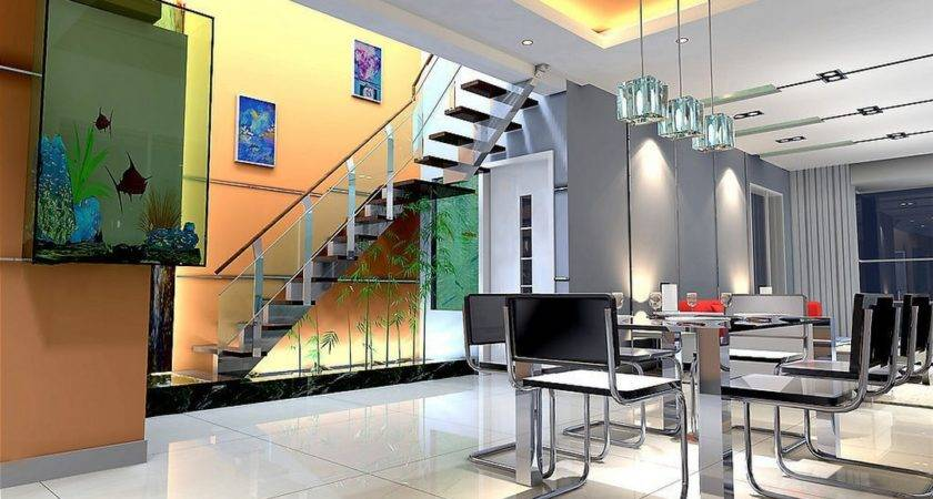 Dining Room Under Stairs Design House