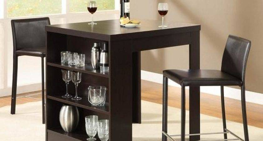 Dining Table High Storage