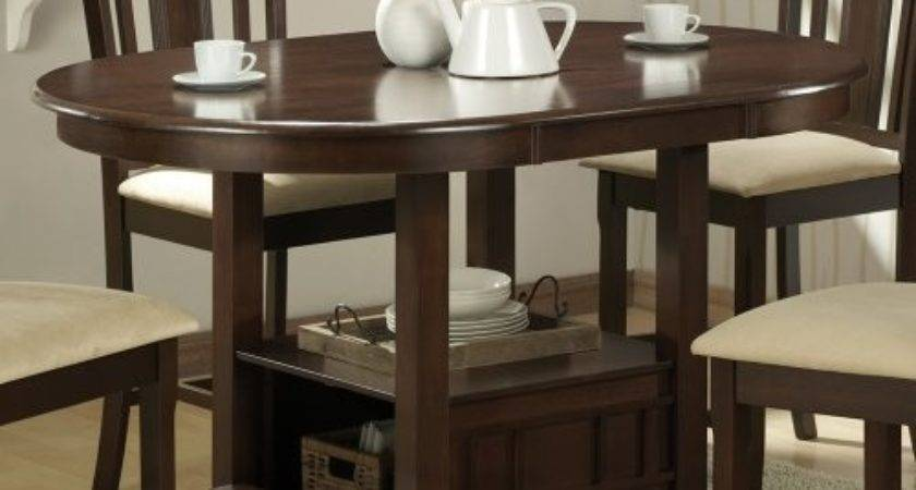 Dining Table Under Storage
