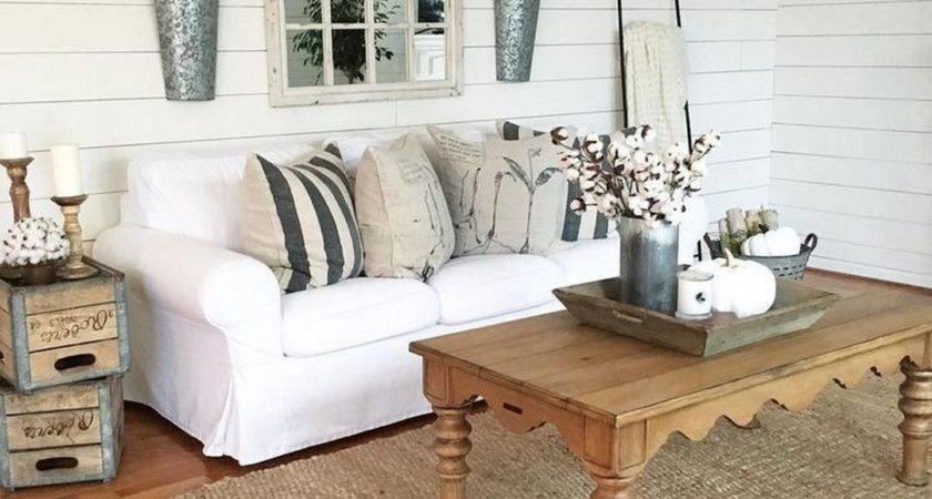 Diy Farmhouse Living Room Wall Decor Ideas Onechitecture