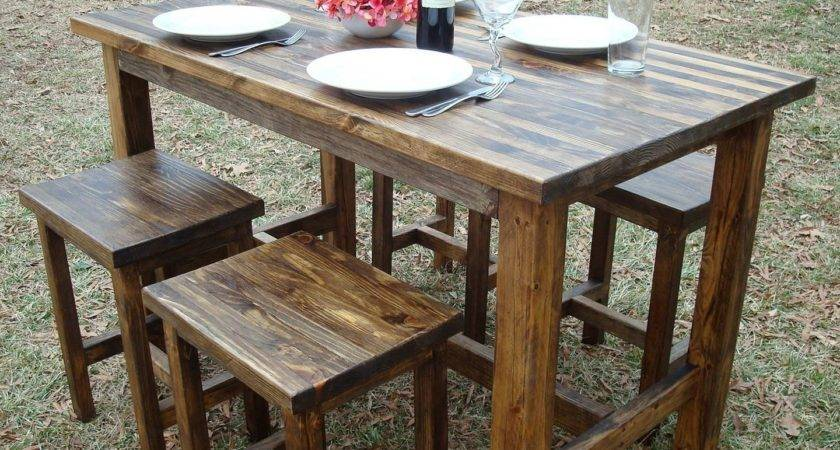 Diy Outdoor Table Stylish Yet Cost Effective Result