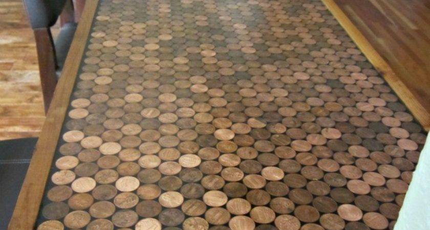 Diy Penny Counter Domestic Imperfection