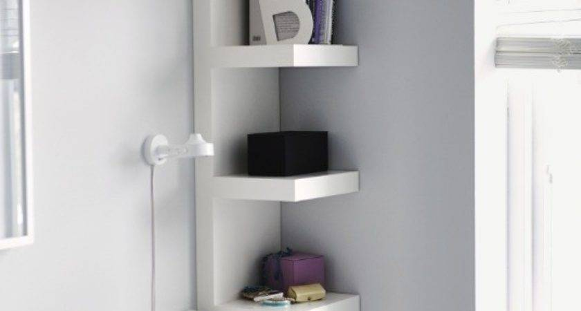 Diy Shelves Bedroom Crafts