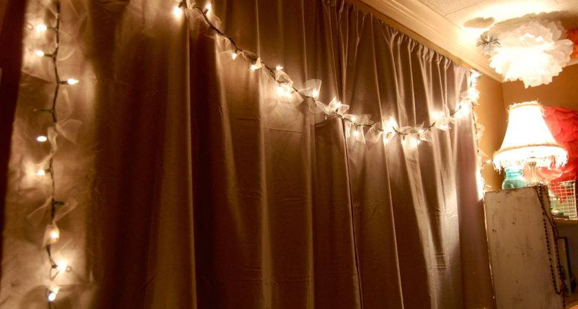Diy Tulle Lights Jaderbomb