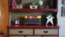 Doubletake Decor China Hutch