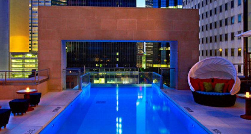 Downtown Dallas Hotels Joule Hotelthe