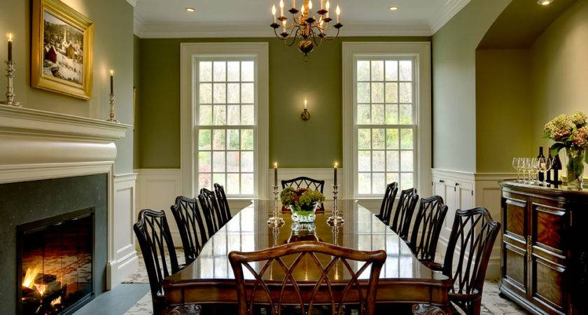 Drawing Board Formal Dining Rooms