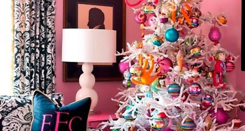 Dreaming Pink Christmas Tree Decor