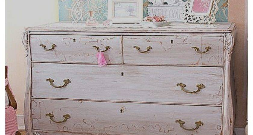 Dresser Beautiful Distressed Grey