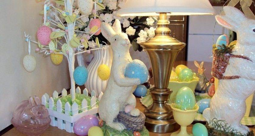 Easter House Decorations Architecture Decor