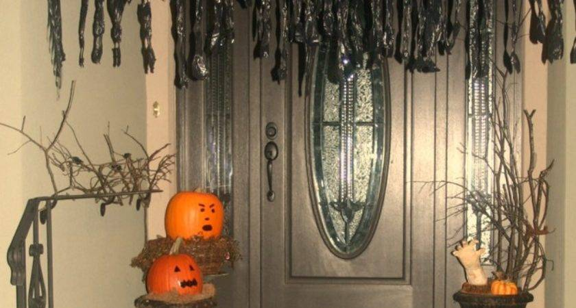 Easy Creative Halloween Decoration Ideas