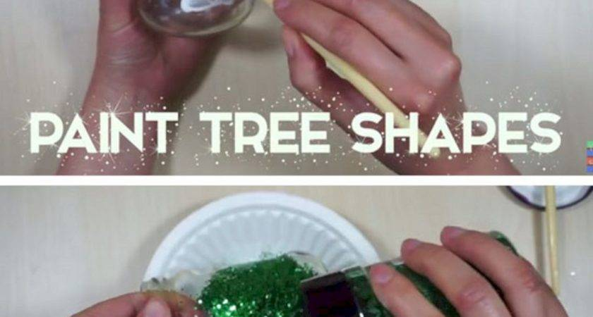 Easy Diy Christmas Crafts Ideas Your Kids Montenr