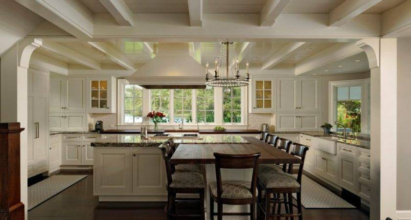 Eat Kitchen Decorating Ideas Traditional