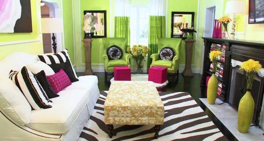 Eclectic Living Space Photos Hgtv