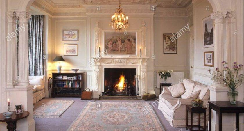 Edwardian Living Room Designs Home Unforgettable Drawing