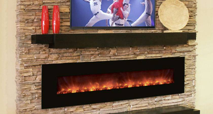 Electric Fireplaces Convenient Modern Homeowners Eva