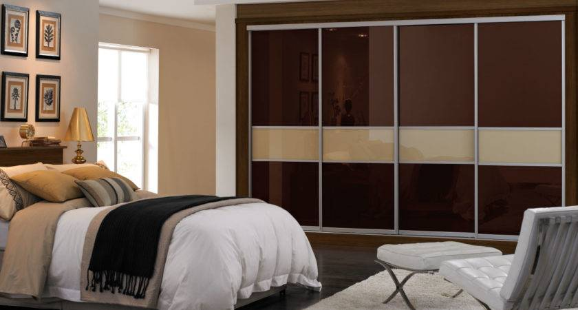 Elegant Emilia Bianco Fitted Bedroom Furniture Design