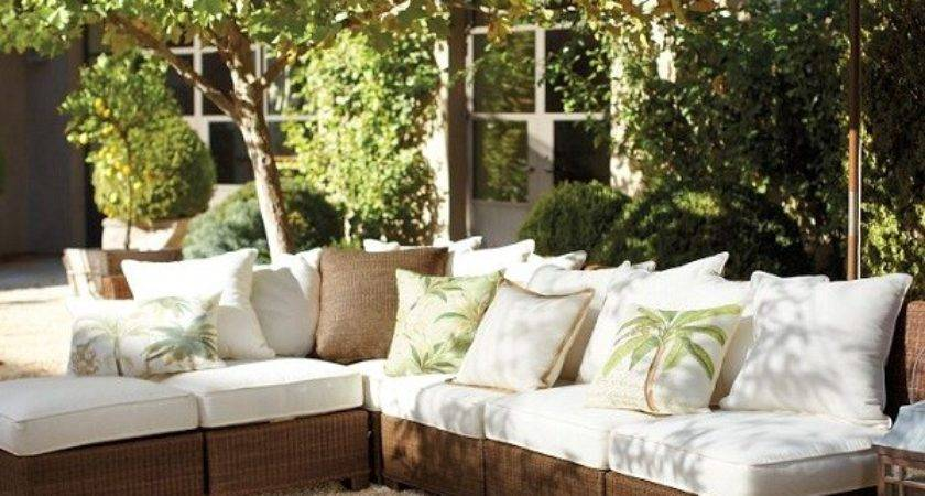 Elegant Patio Furniture Designs Stylish Outdoor Area