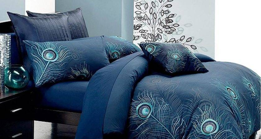 Elegant Peacock Bedroom Theme All Home Decorations