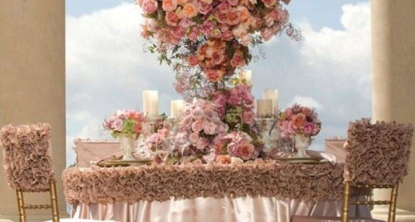Elegant Reception Cor Archives Weddings Romantique