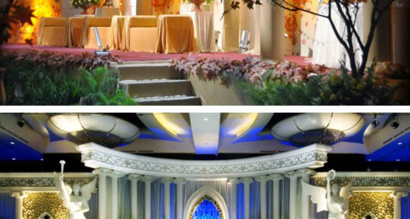 Elegant Wedding Decoration Decorations