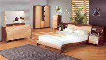 Elegant Wood Elite Modern Bedroom Sets Extra Storage