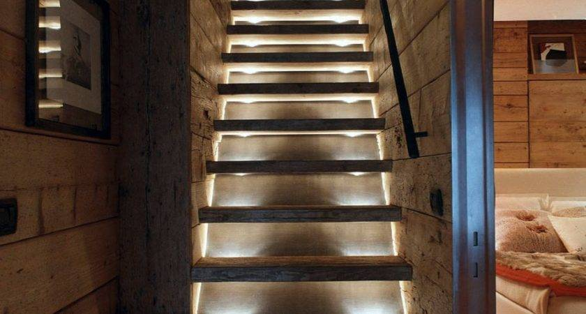 Enchanting Rustic Staircase Designs Going