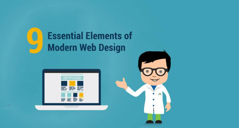 Essential Elements Modern Web Design Rise