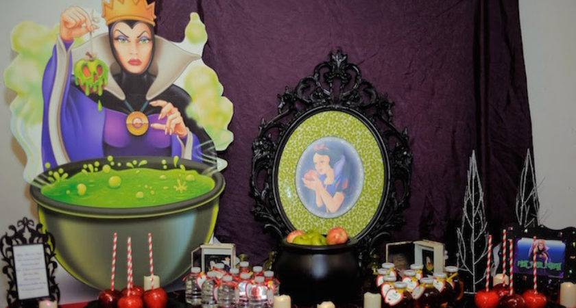 Event Week Vintage Snow White Inspired Birthday