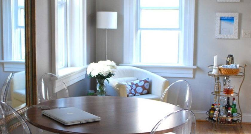 Expandable Dining Table Small Spaces Room