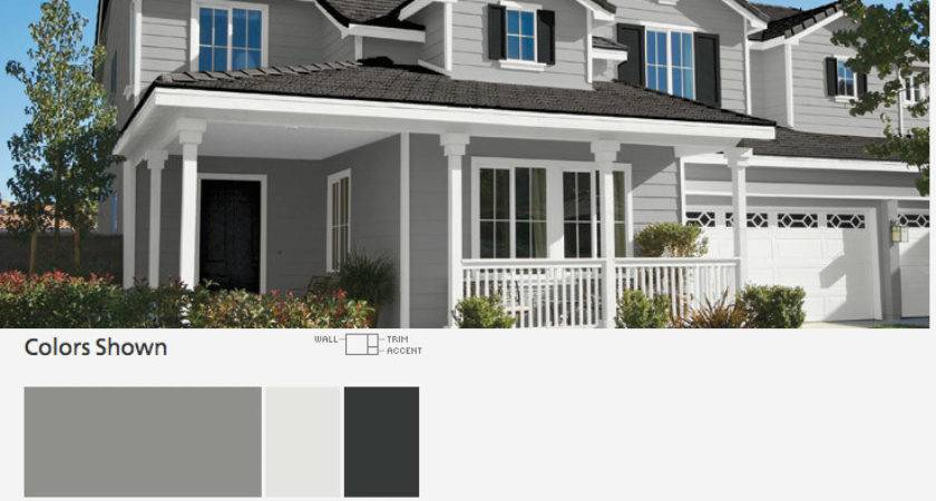 Exterior House Color Palette Home Design