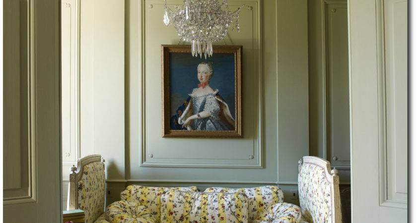 Extra Room French Provence Decorating Ideas