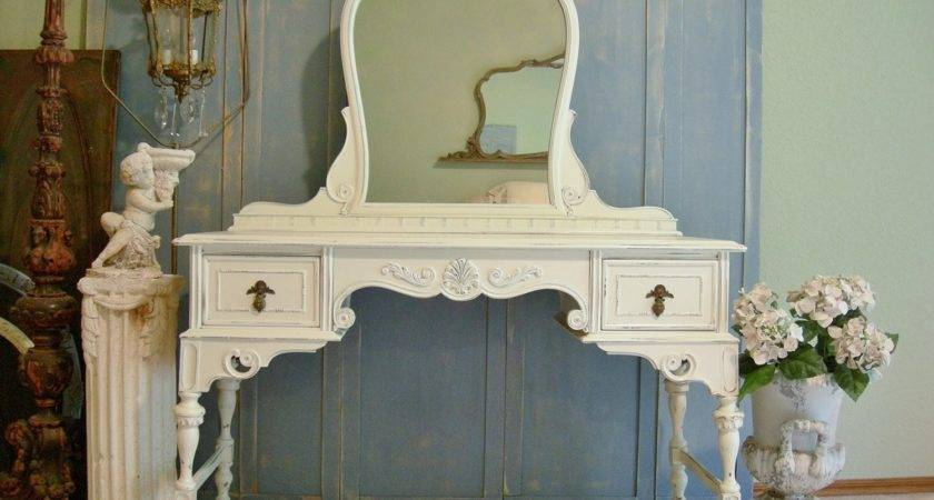 Extremely Elegant Shabby Chic Furniture Wooden Houses