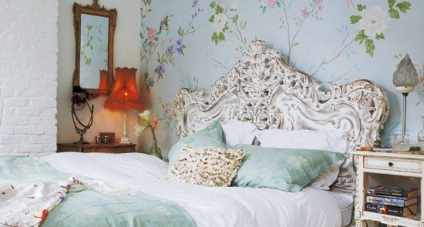 Fairytale Bedroom Take Tour Around Eclectic