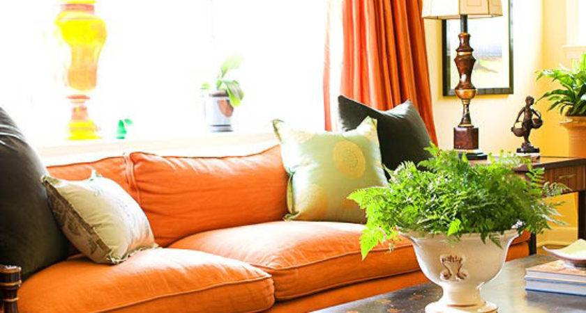 Fall Decorating Fresh Color Combinations Inspired Room