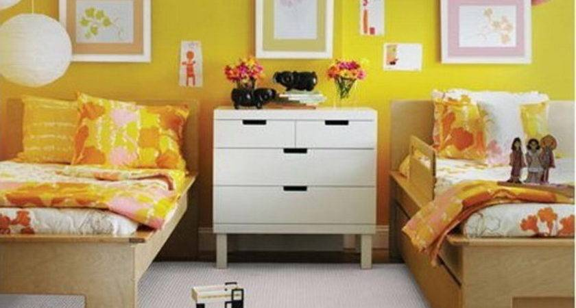 Fanatical Combination Yellow Bedrooms Design Ideas