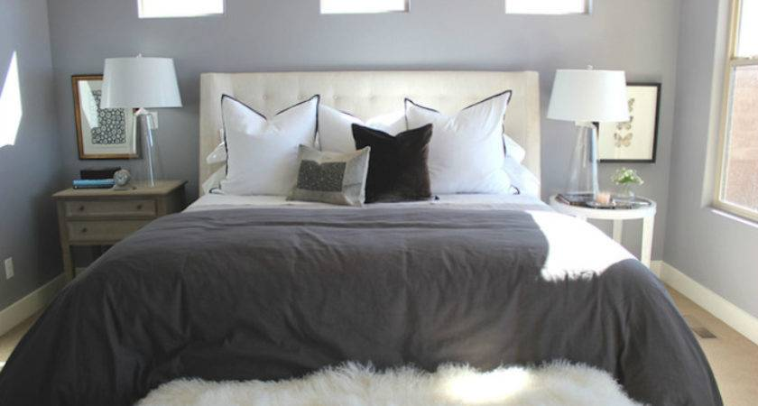 Fantastic Bedroom Ideas Mismatched Nightstands