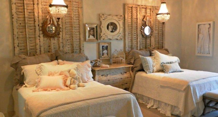 Fascinating Dream Bedrooms Vintage Touch Thrill Pics