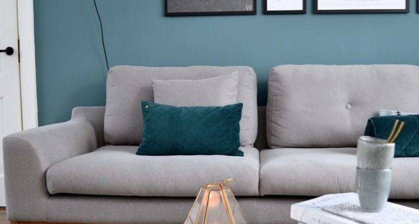 Fascinating Teal Living Room Decor Orange Brown Grey