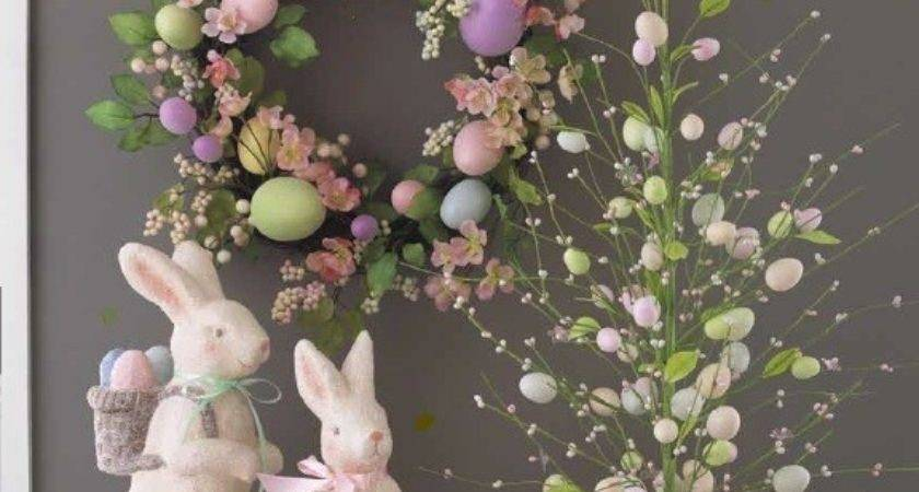 Fashionable Ideas Decorate Your Home Easter