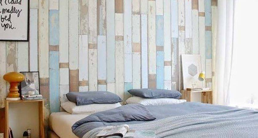 Feature Wall Ideas Master Bedroom Home Attractive