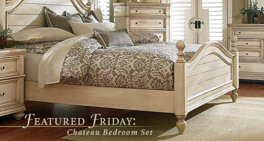 Featured Furniture Chateau Bedroom Set