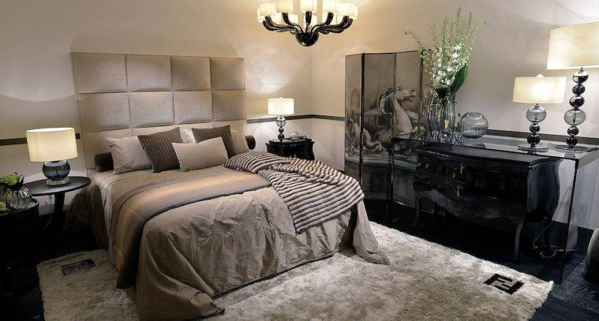 Fendi Casa Bedroom Set Douglas Bassett