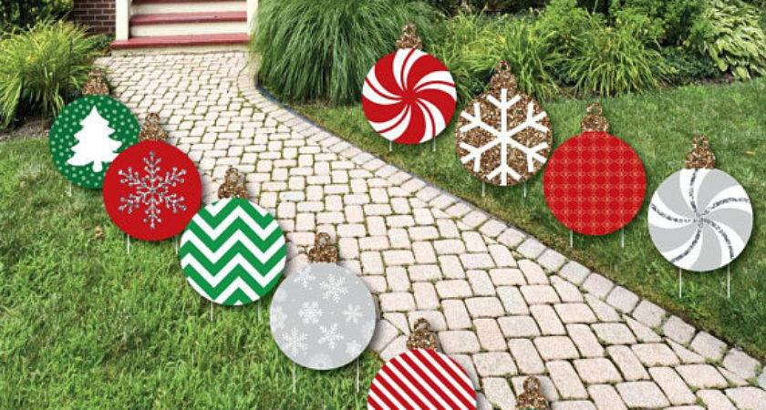 Festive Diy Outdoor Christmas Decorations