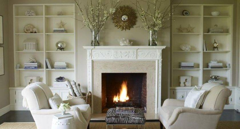 Fireplace Decorating Ideas Die Kathy Kuo Blog