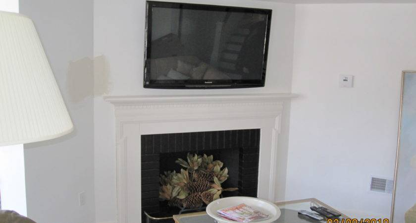 Fireplace Put Components Mounting