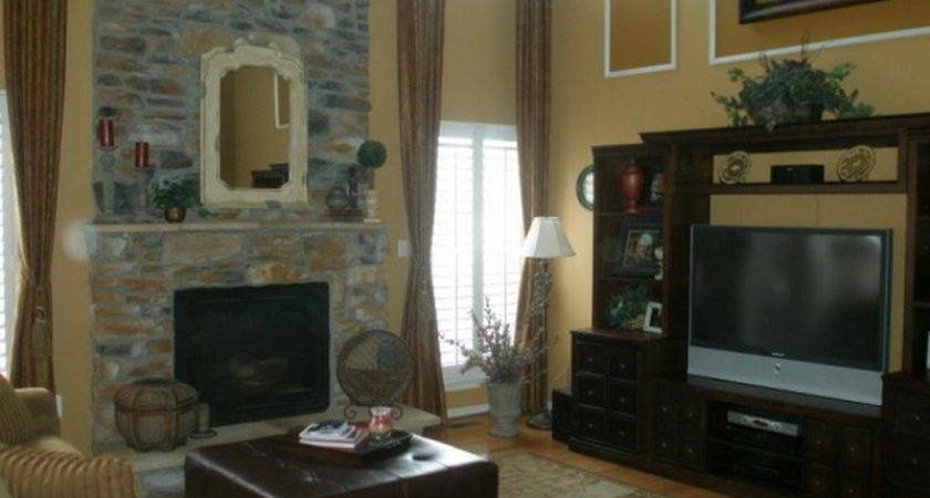 Fireplace Story Room Decorating Ideas Your