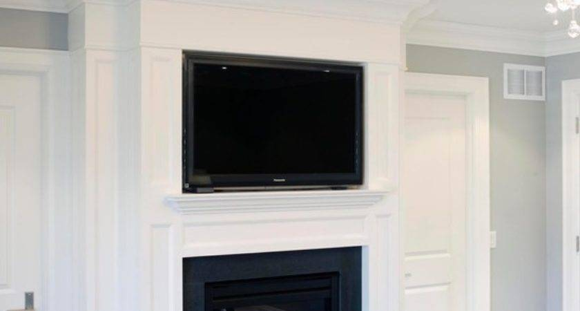 Fireplace Transitional Bedroom