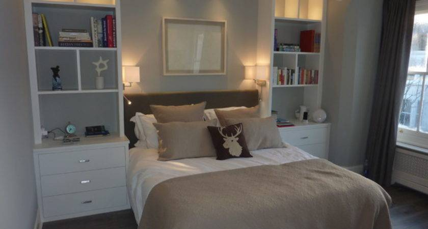 Fitted Bedroom Furniture Modern London