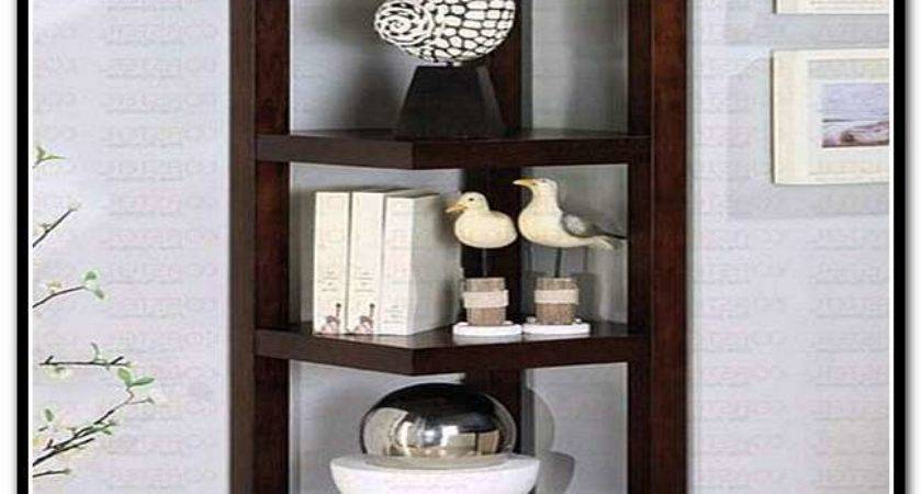 Floating Bookcases Corner Shelving Unit Ikea